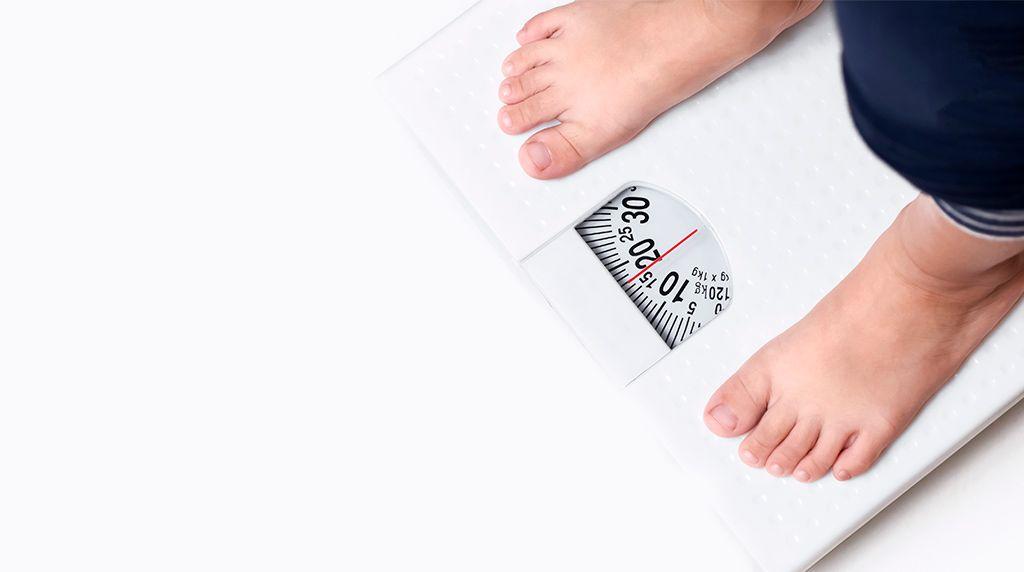 cambios de peso