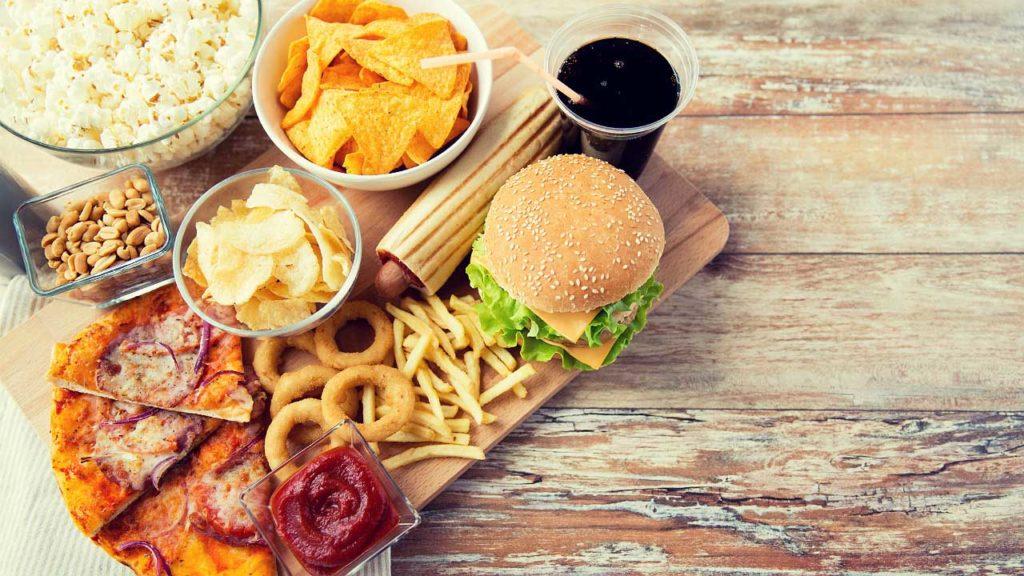 Comer y engordar