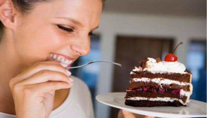 Comer mal, el peor mejor momento