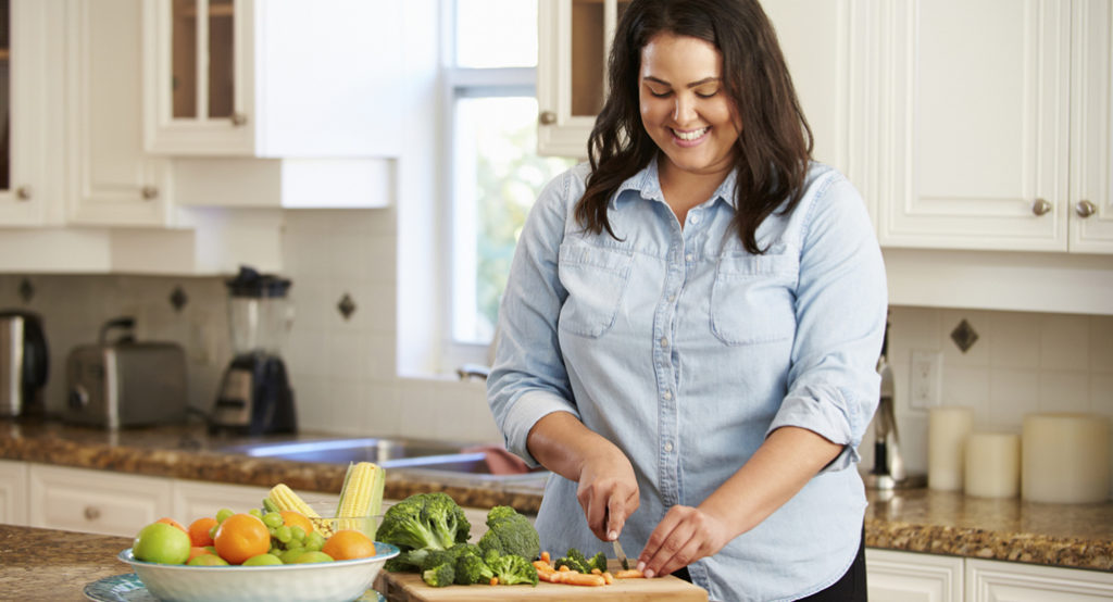 Tras el parto queda sobrepeso