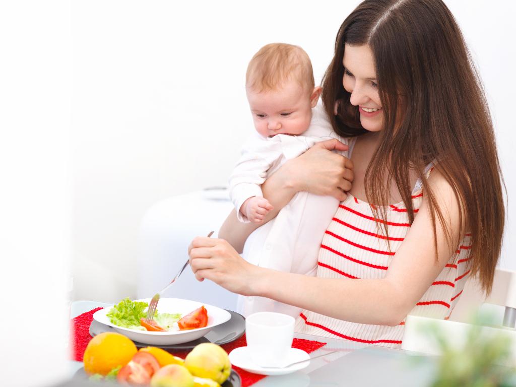 Cuanto se tarda en perder peso después de ser mami