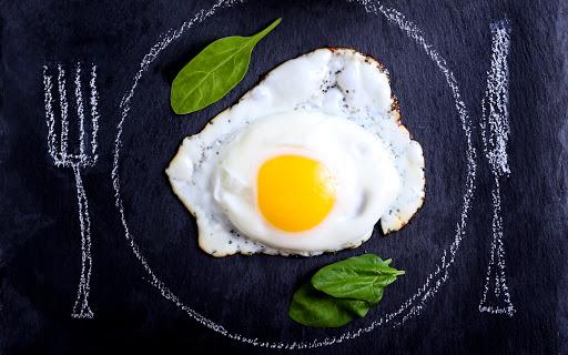 El huevo saludable