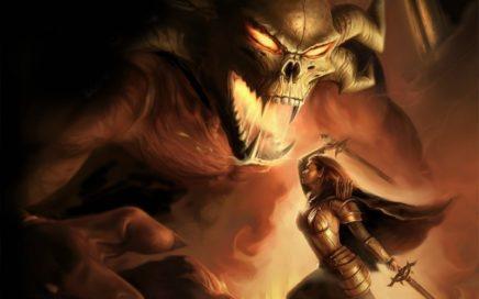 El monstruo bajo la cama o los miedos que nos angustian