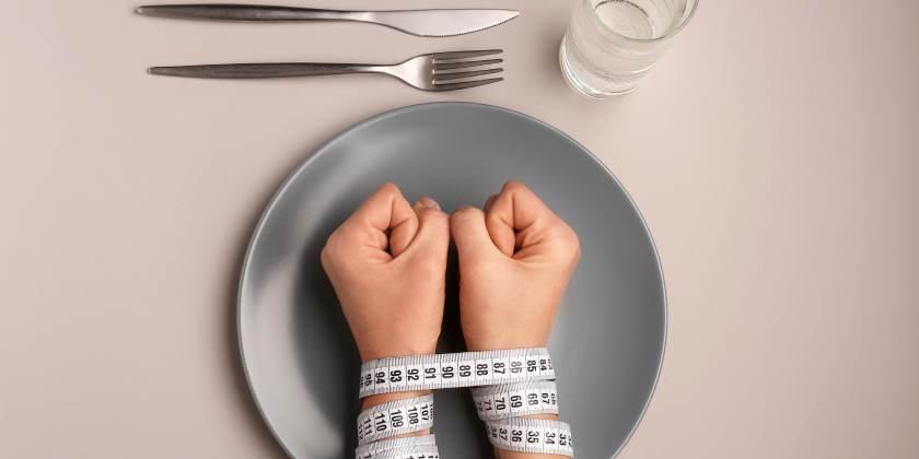 La dieta no es buena