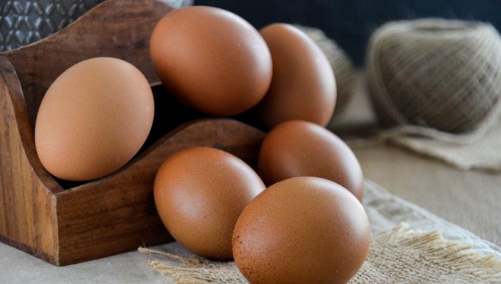 3 huevos grandes