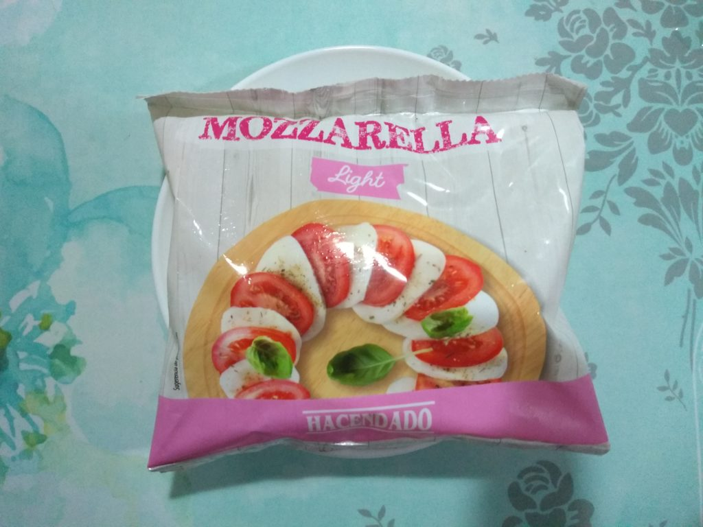 Mozarella light
