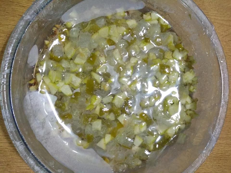 verduras cocinadas