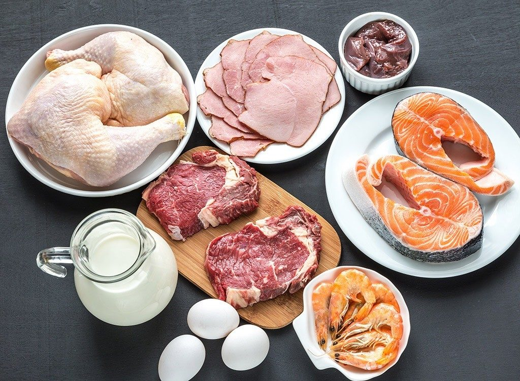 La proteína animal