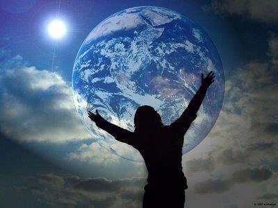 Sueña en grande y tendrás el mundo en tus manos