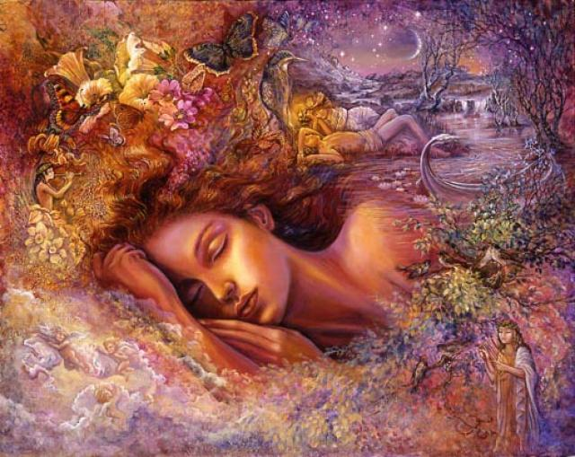 Nuestros sueños son el paraíso en el que nos movemos para evolucionar