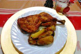Pollo asado a la antigua ¿cómo se hace?