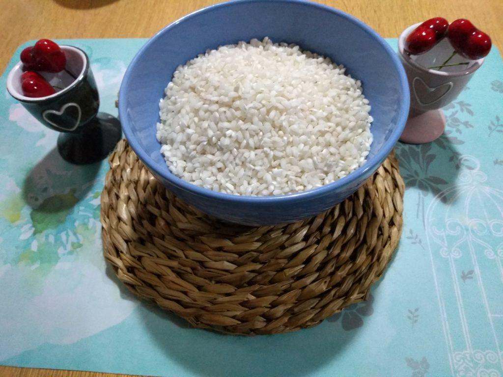 Arroz Bizcocho de coco sin gluten ni azúcar
