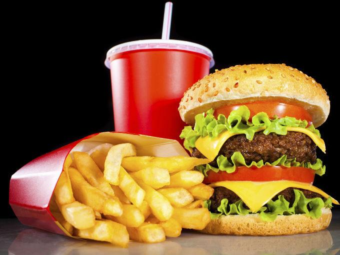 Fast food ¡la vía rápida para la enfermedad!