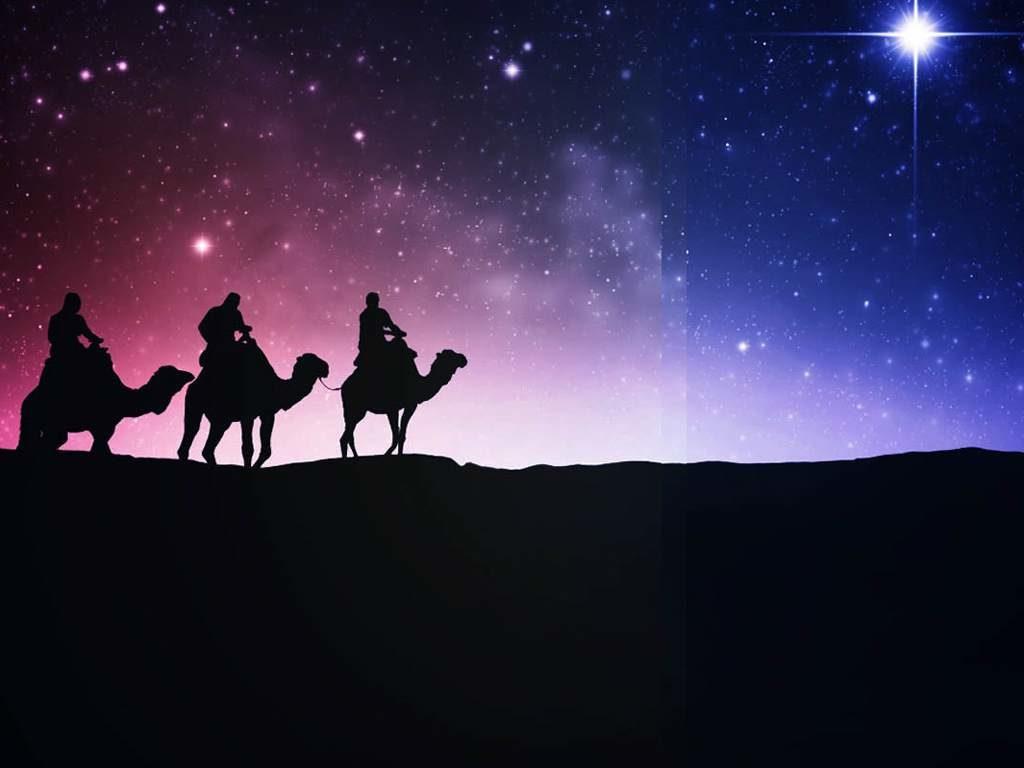 Llegada de los Reyes magos Rollo de carne picada relleno en Reyes