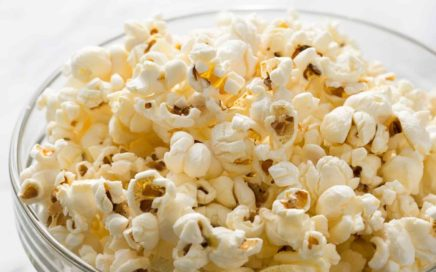 Beneficios nutricionales de las palomitas