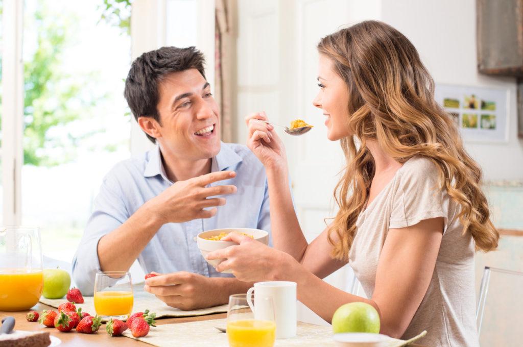 comer juntos