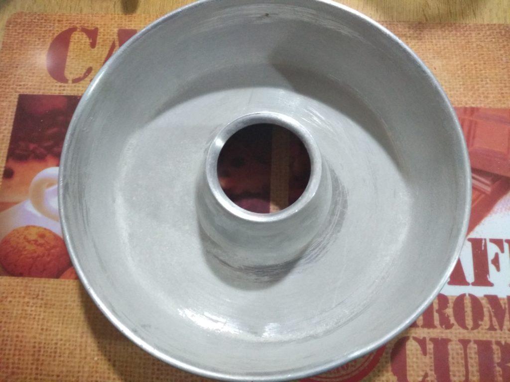 Bizcocho de yogur con avena