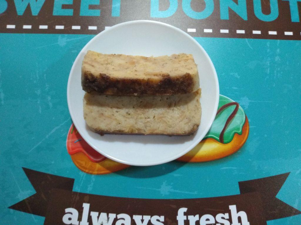 Menú con pastel de carne riquísimo