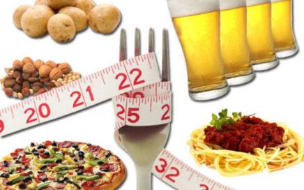 Calculando calorías paso el día