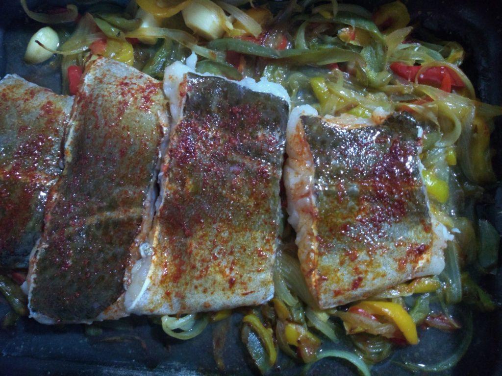 Caldo de pescado