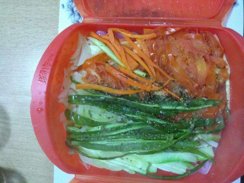 Brótola en papillote con verduras (22)