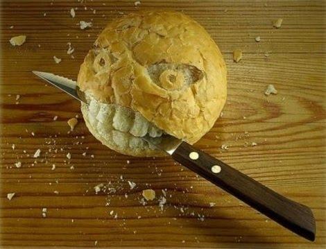Pan enfadado