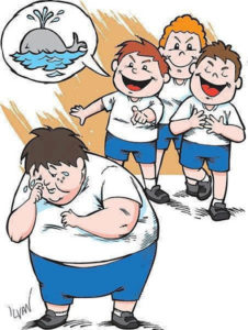 La ofensa al obeso, un deporte siniestro