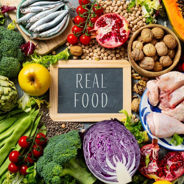 Real Food o comida real ¿es posible?