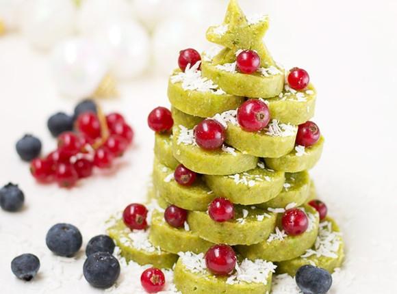 Las frutas en navidad