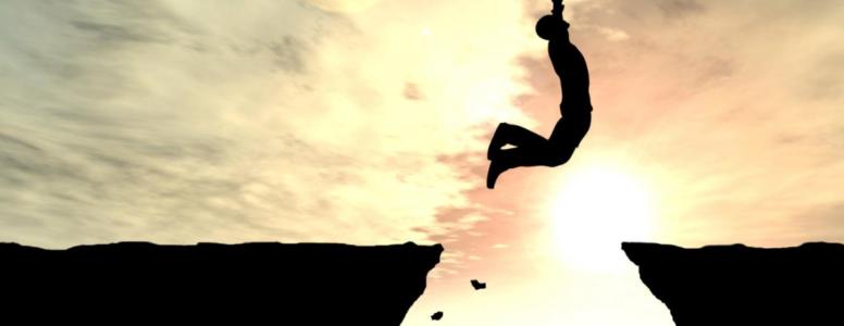 Saltar los obstáculos