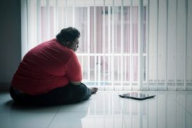 ¿Qué fue antes la obesidad o la depresión?