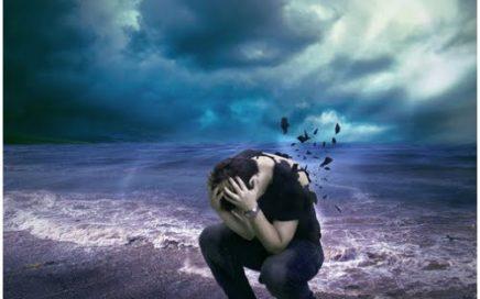 El daño emocional de mal-comer