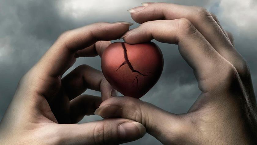El dolor del corazón